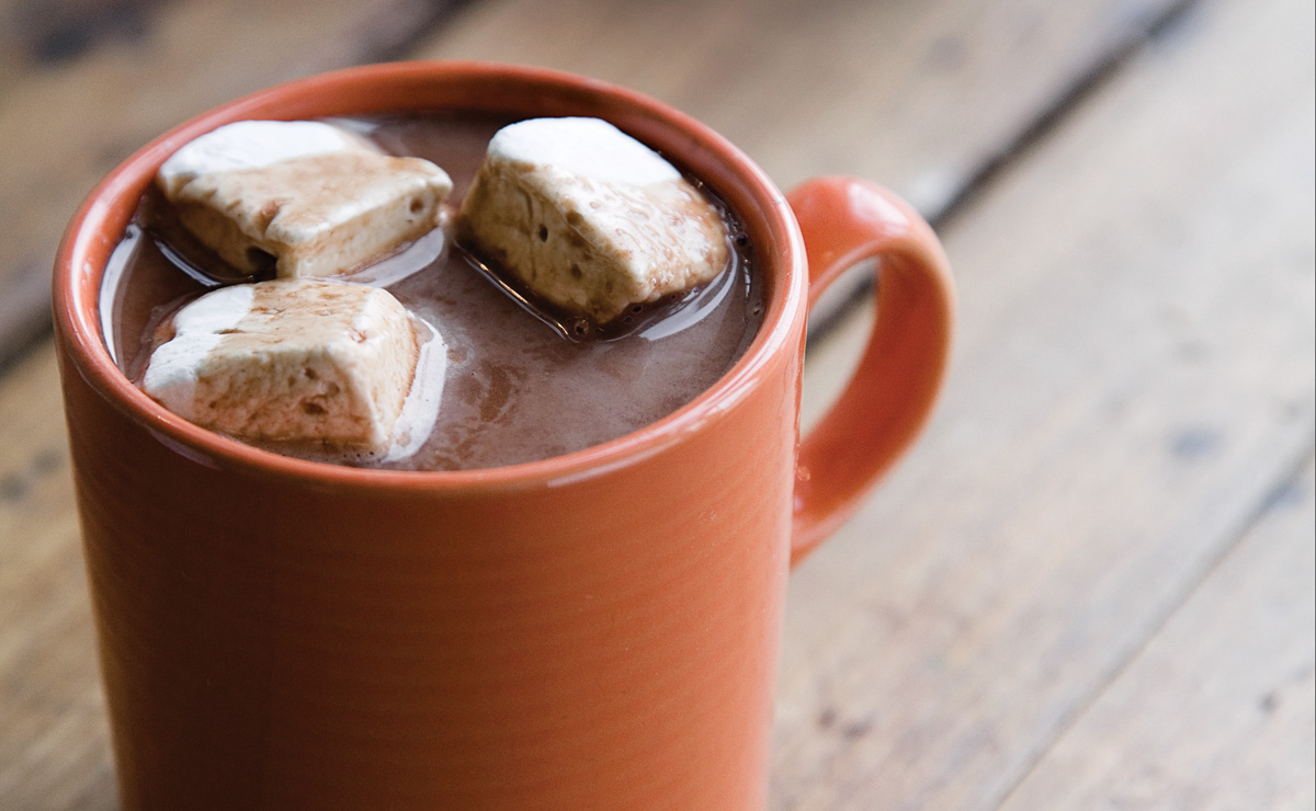 bittersweet hot chocolate recipe