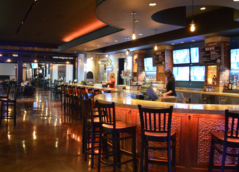 99 Hops House inside Hollywood Casino in Maryland Heights