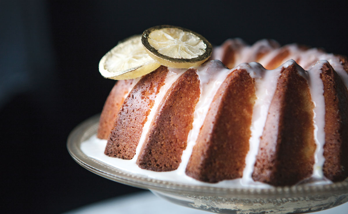 Simone Faure's Southern 7UP Cake
