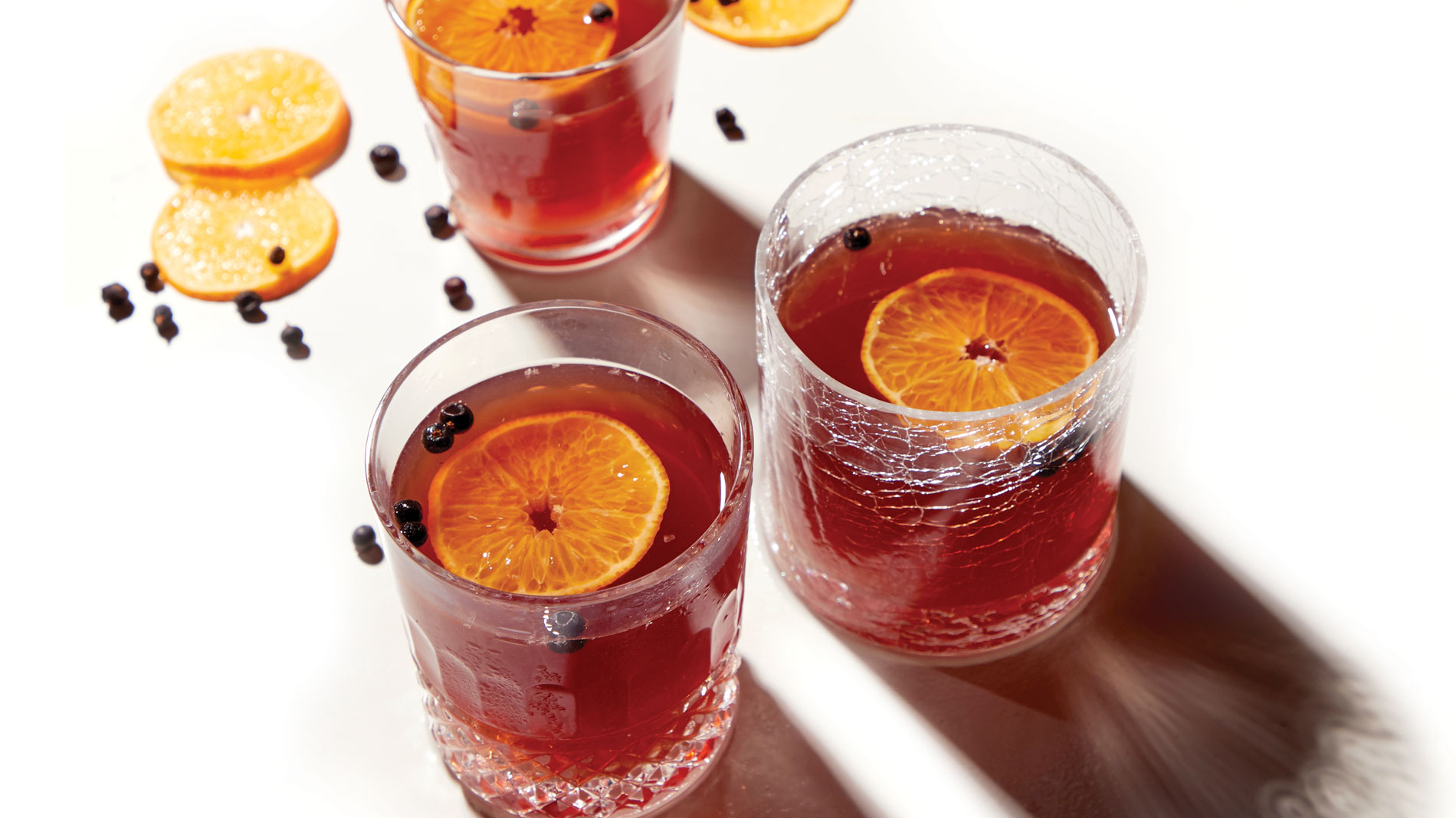 Why you should sip sloe gin now