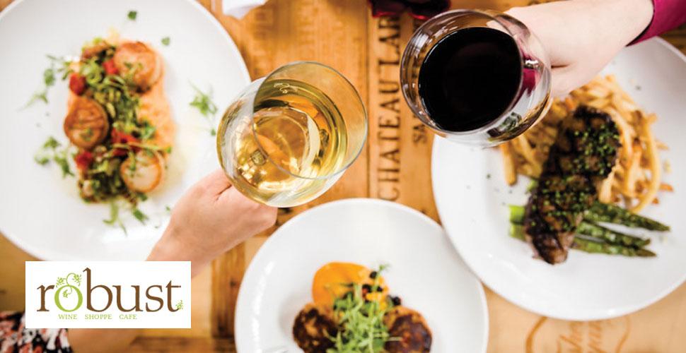 Robust Wine Bar, Shoppe & Cafe