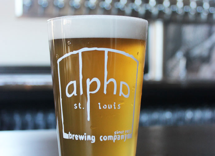 Alpha Brewing Co. in Tower Grove South
