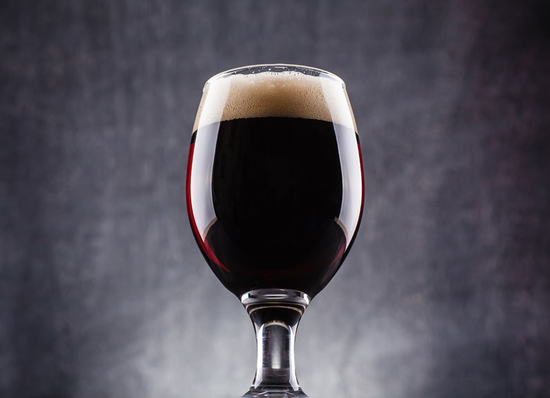 Santa Fe Imperial Java Stout is available at Craft Beer Cellar in Clayton
