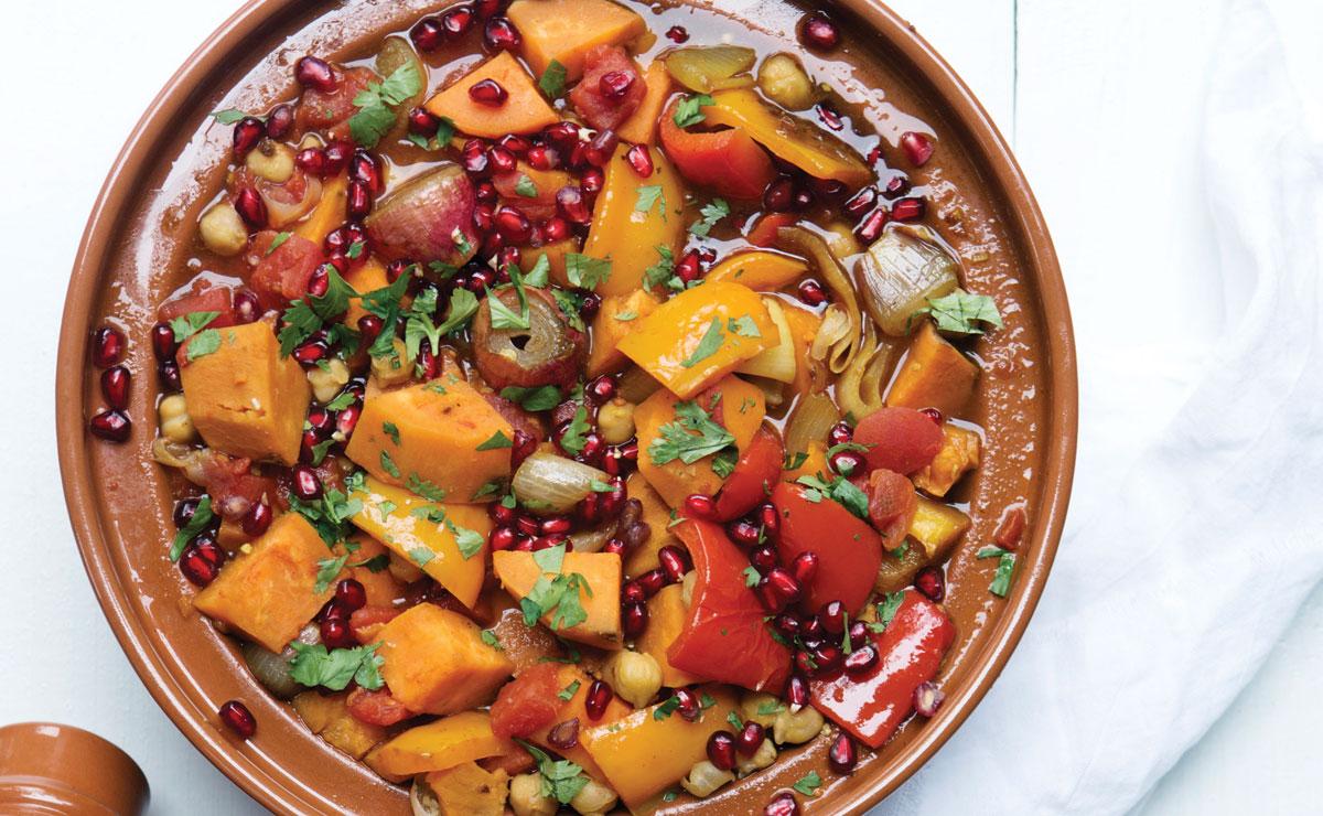 sweet potato tajine