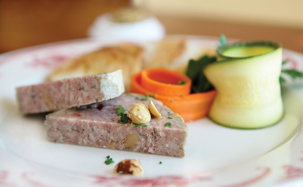 Country-Style Terrine