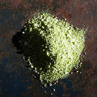 matcha salt