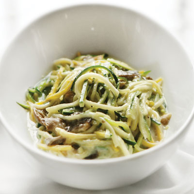 "Franco's Zucchini and Yellow Squash ""Pasta"""