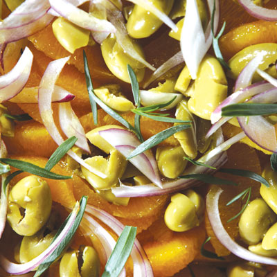 Pastaria's Orange Salad