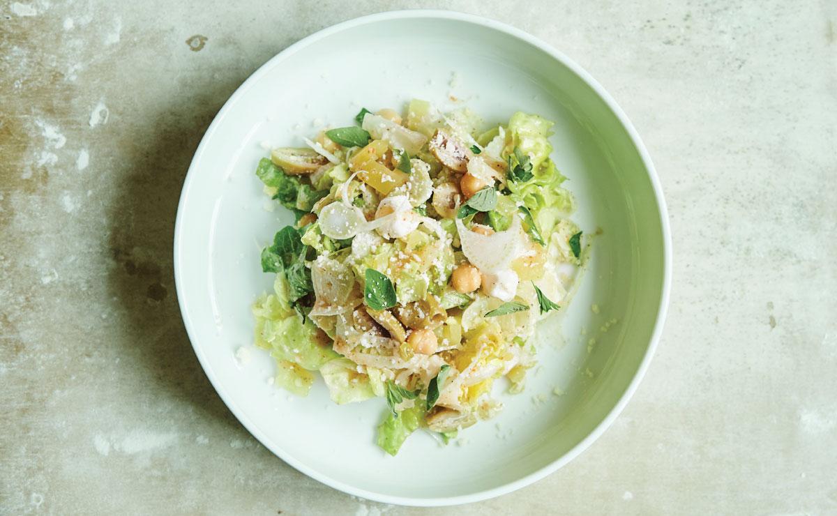 Union Loafer's Italian Salad