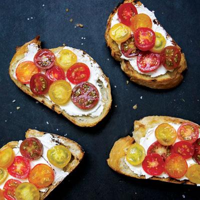 Tomato Tartine