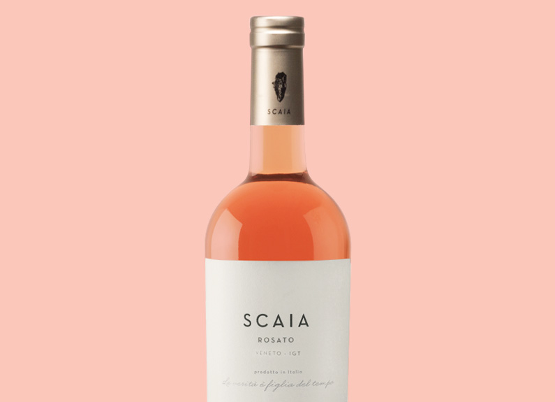 Scaia Rosato available at Parker's Table