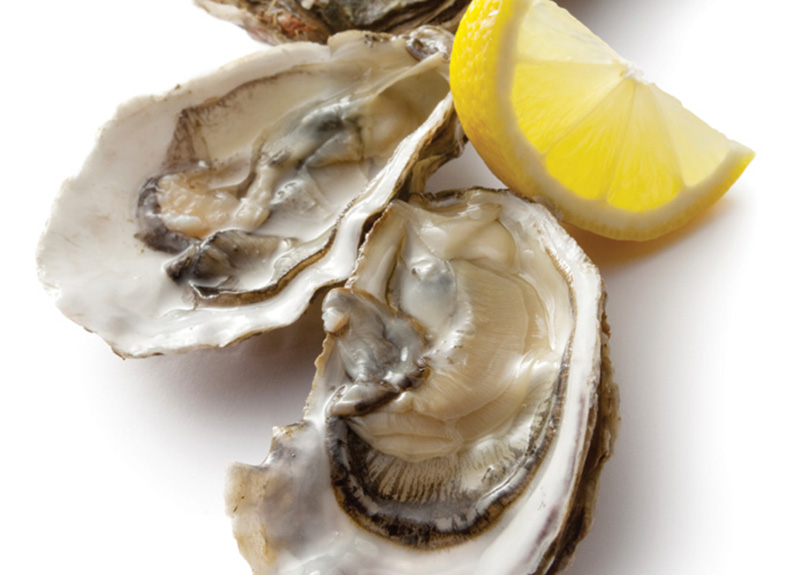 oysters from bob's seafood are a great easy gift