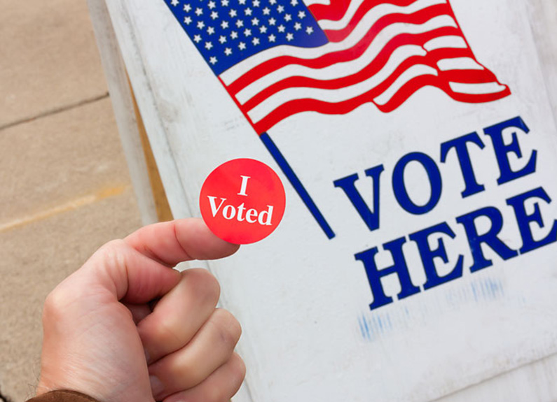 "wear your ""I voted"" sticker proudly at these local eateries"