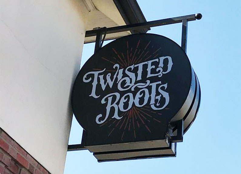 twisted roots brewing co. in midtown st. louis