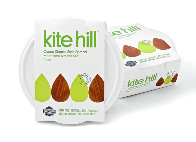 Kite Hill Chive Cream Cheese-Style Spread