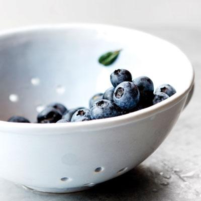 Blueberry Oat Breakfast Cake