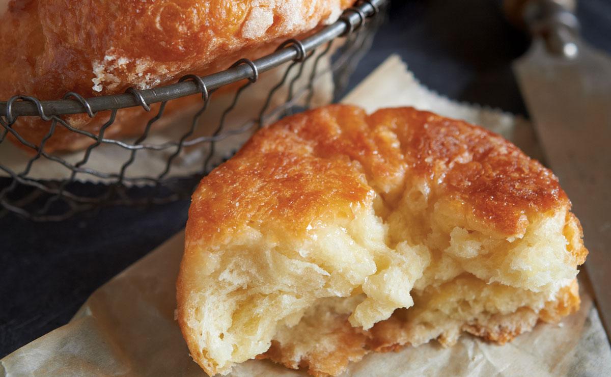 Pint Size Bakery's Salted Caramel Croissants