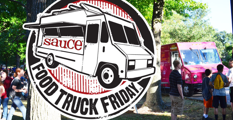 Sauce Magazine's Food Truck Friday