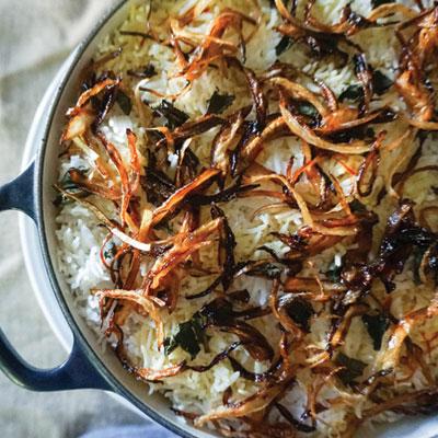 Recipe: Chicken Biryani