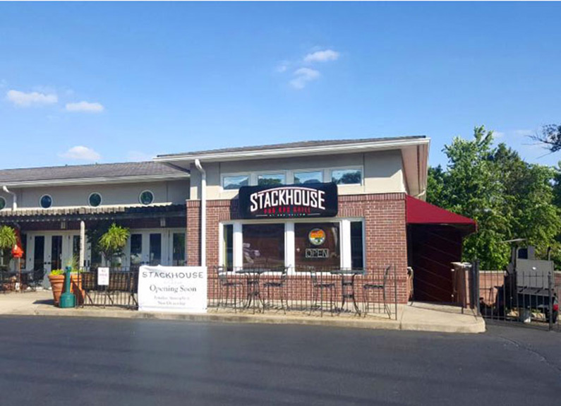stackhouse pub & grill in chesterfield