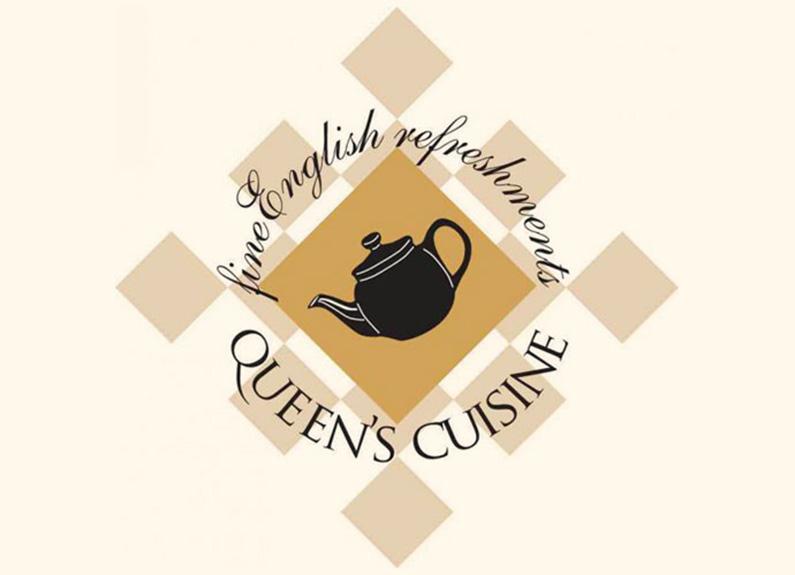 queen's cuisine tea room in edwardsville