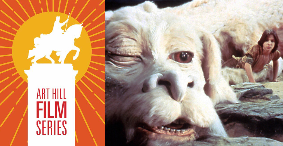 "Art Hill Film Series: ""The NeverEnding Story"""