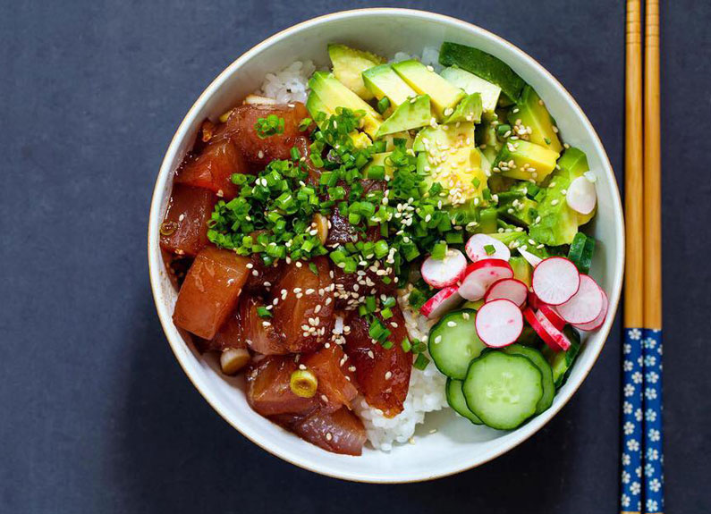 Hiro Poke Co. will open downtown at The Eatery food hall
