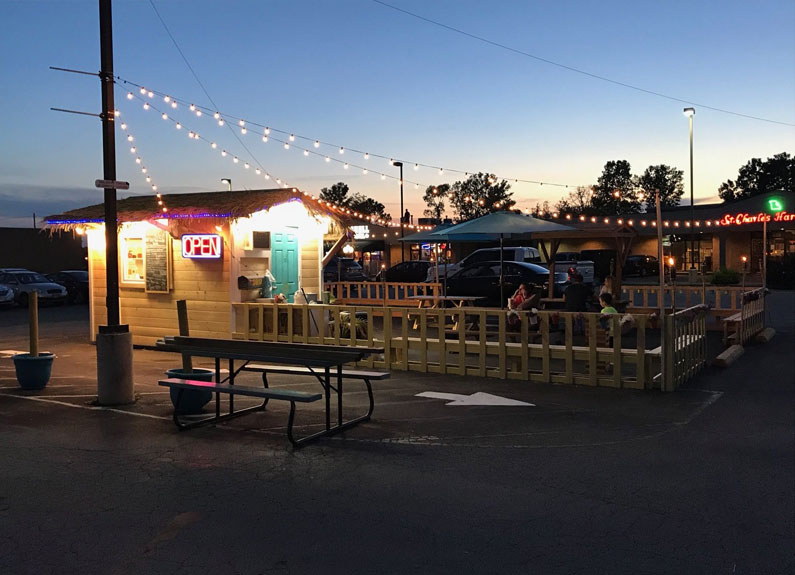 the shaved ice shack in cottleville near st. louis