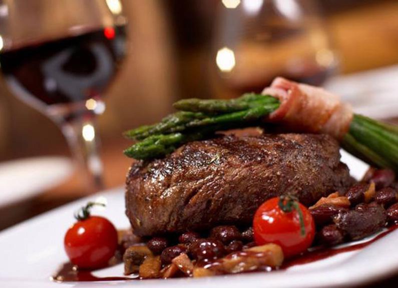 steak from Stone Summit Steak and Seafood in Wentzville