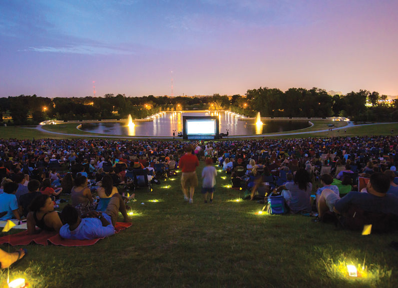 Picnic like a pro at 9 free outdoor event series in St. Louis