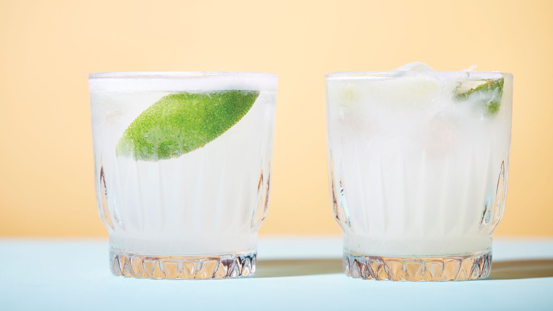two caipirinhas at retreat in st. louis