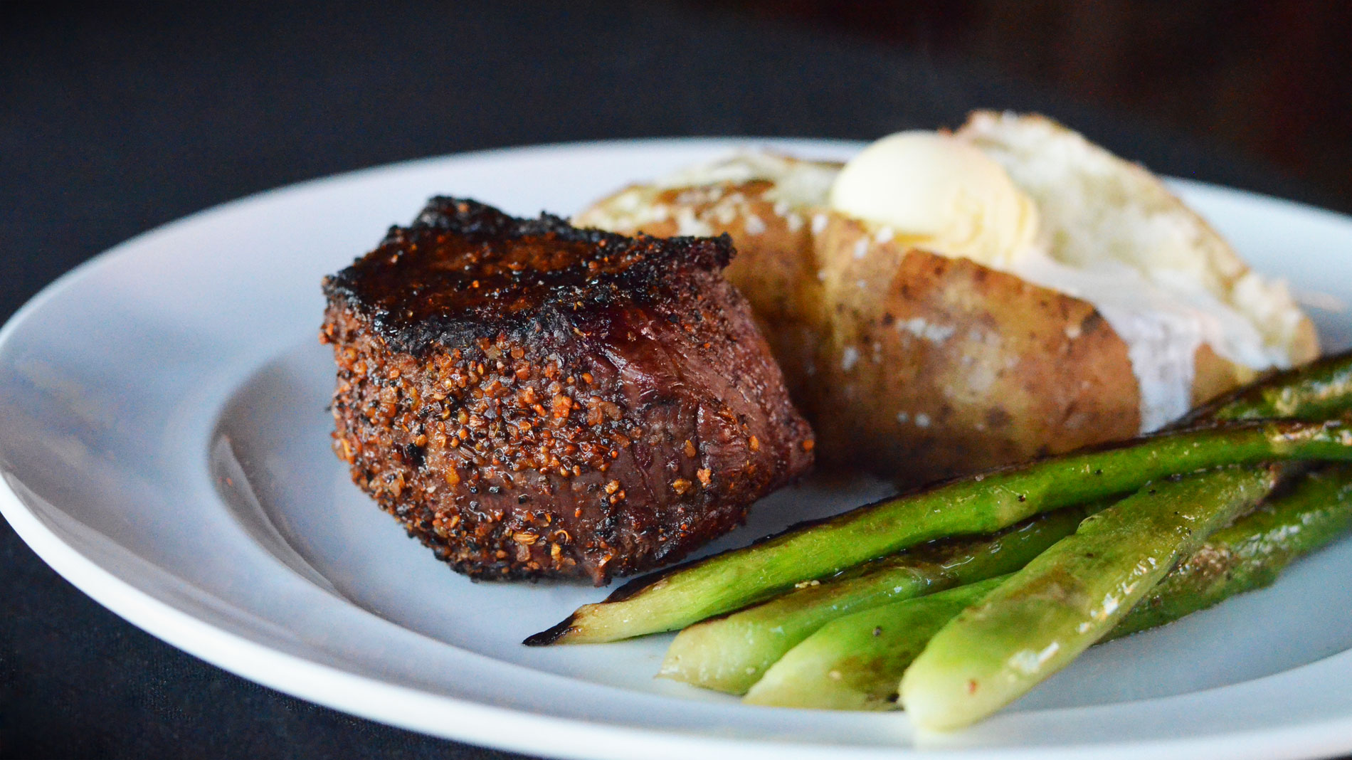 First Look: Hamilton's Urban Steakhouse & Bourbon Bar in Lafayette Square