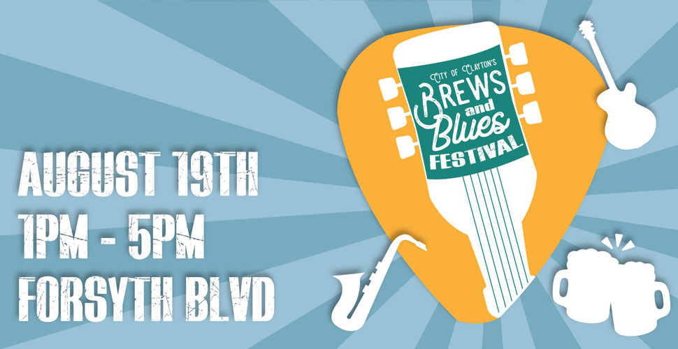 Clayton's Brews and Blues Festival