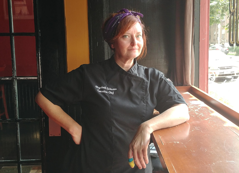 west end grill and pub chef liz schuster
