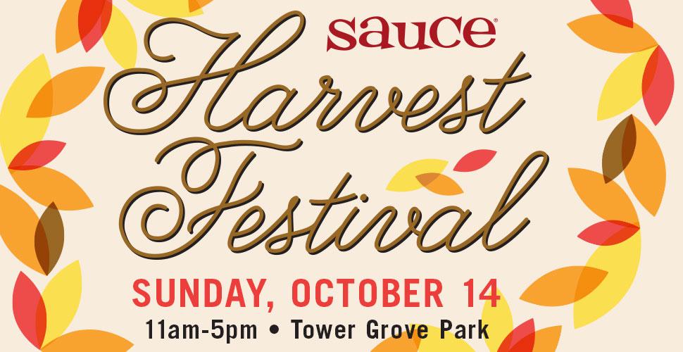 Sauce Magazine's Harvest Festival