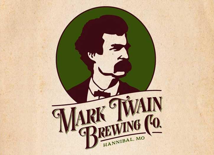 mark twain brewing co. in hannibal, missouri