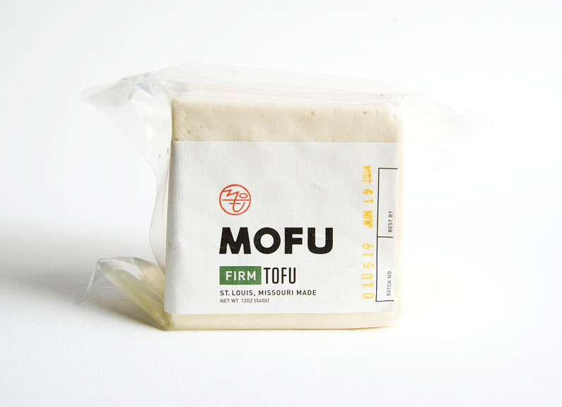 a package of mofu tofu