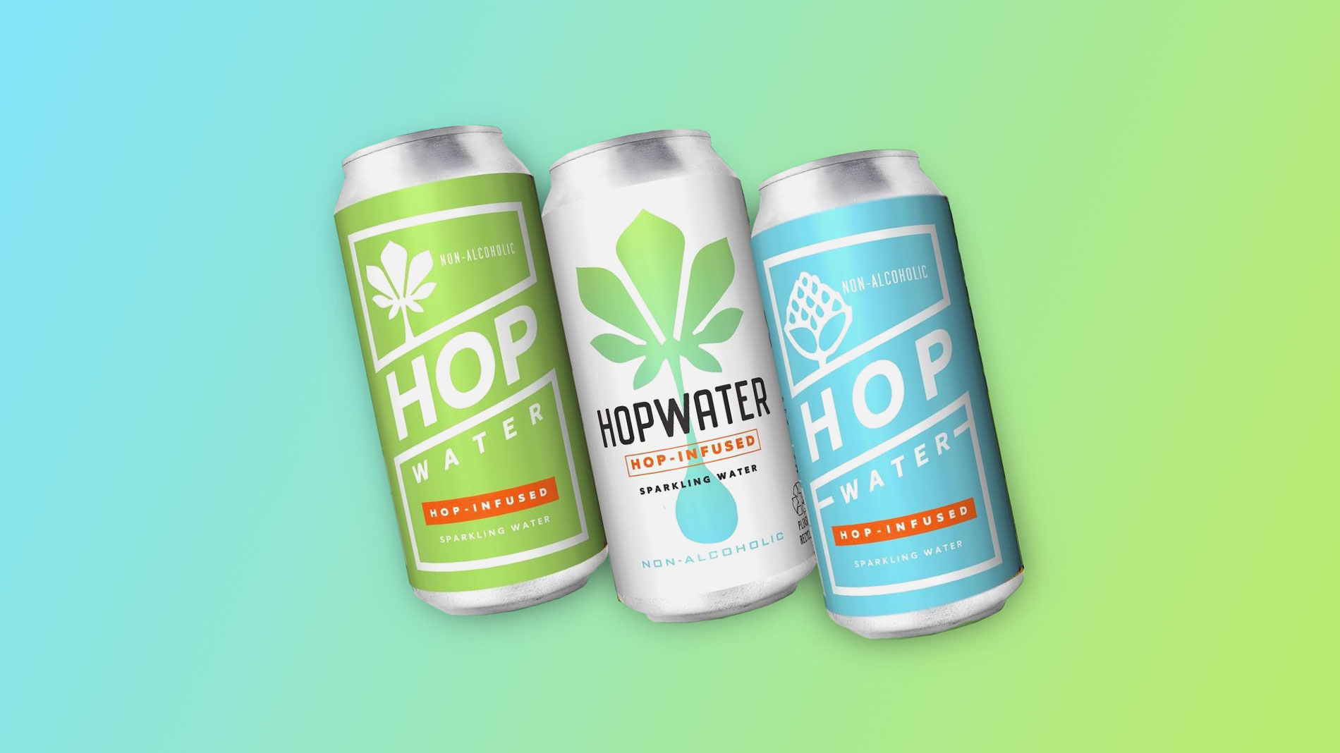 Urban Chestnut Brewing Co. Hop Water