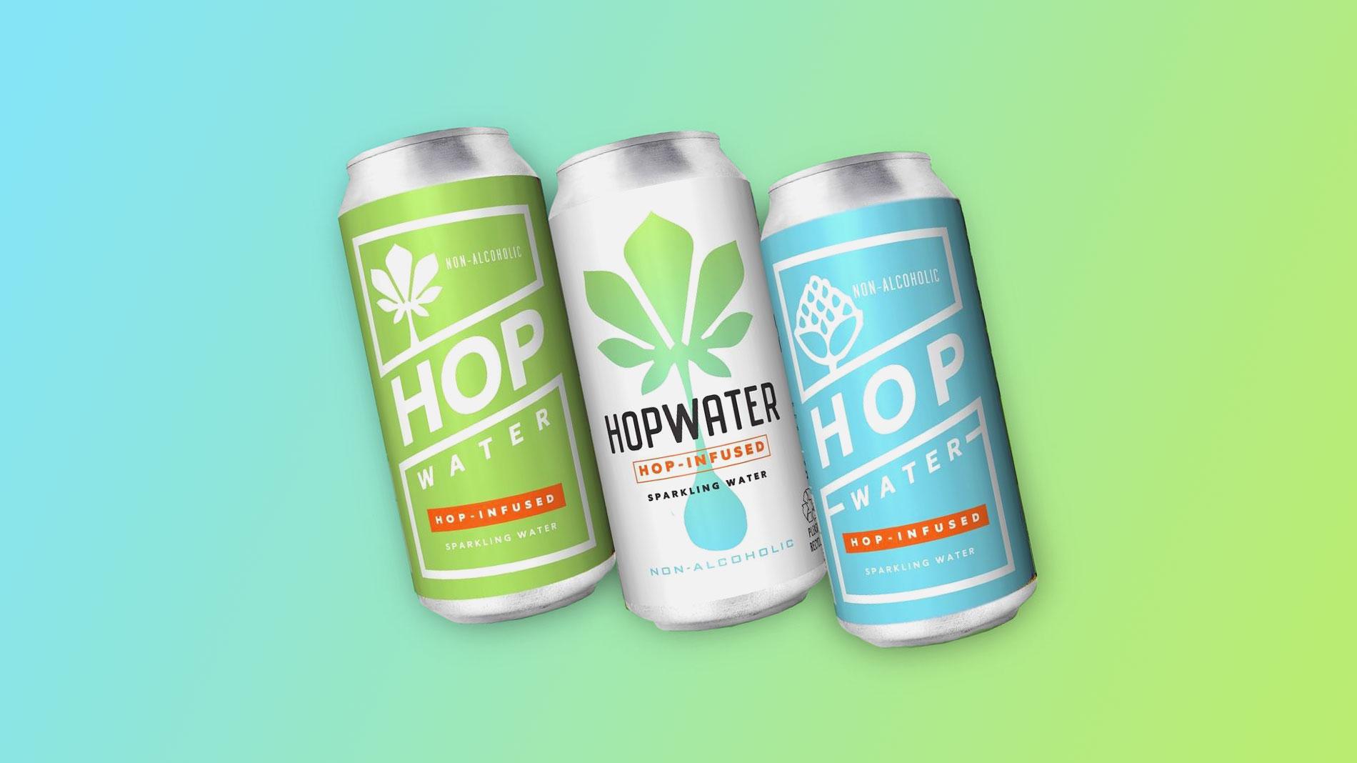 Urban Chestnut Brewing Co. Hop Water