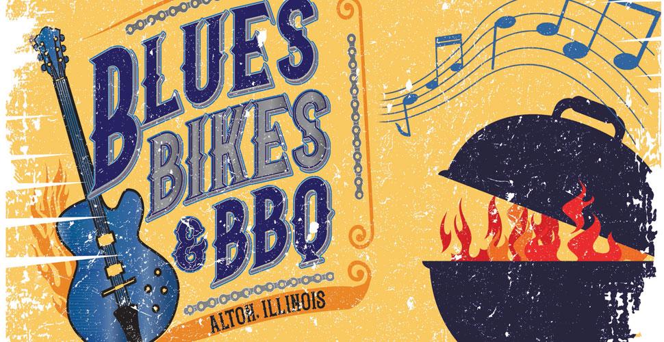 BBQ, Bikes & Blues Festival