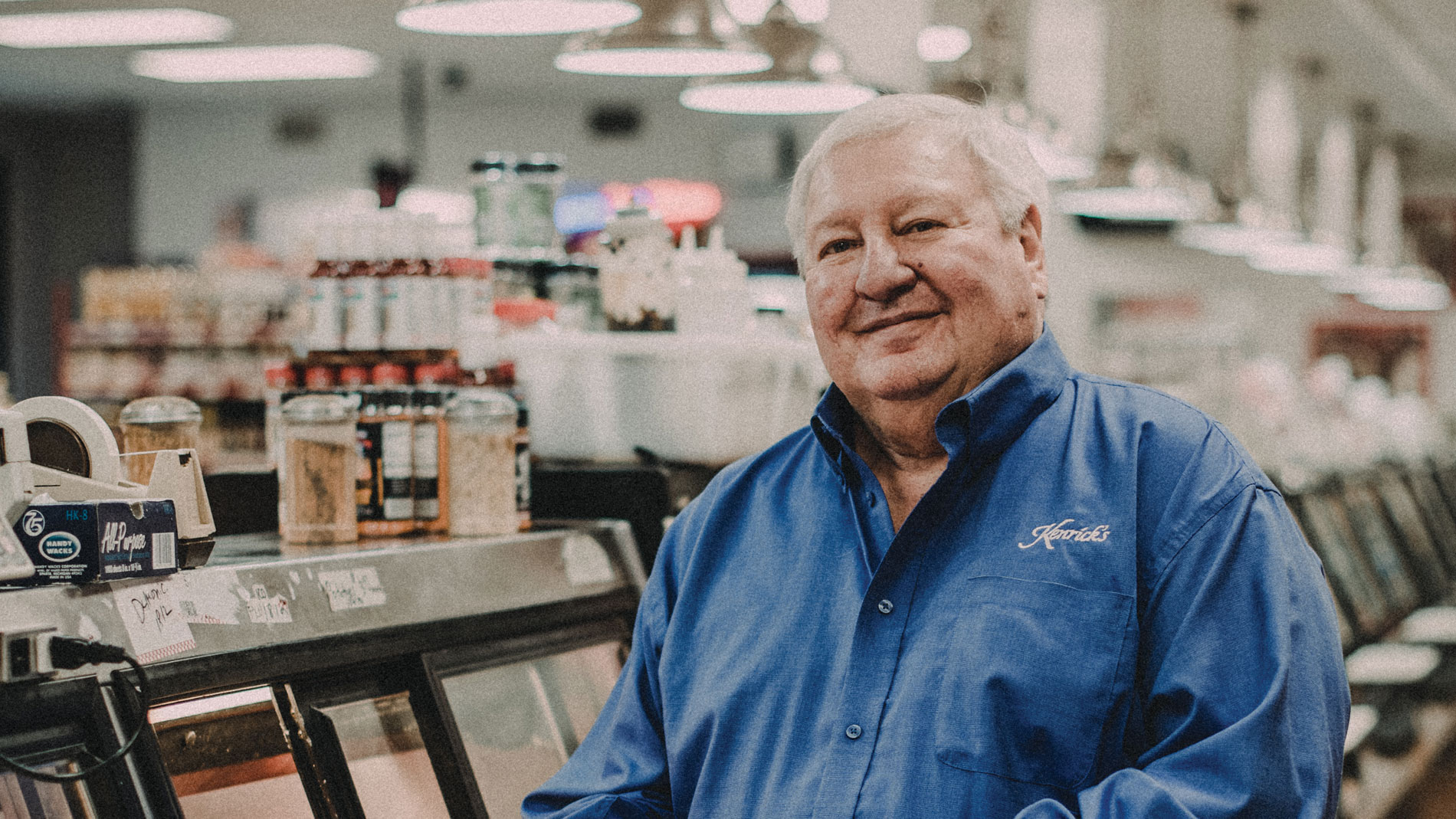 What I Do: Joe Weinmann at Kenrick's Meats & Catering