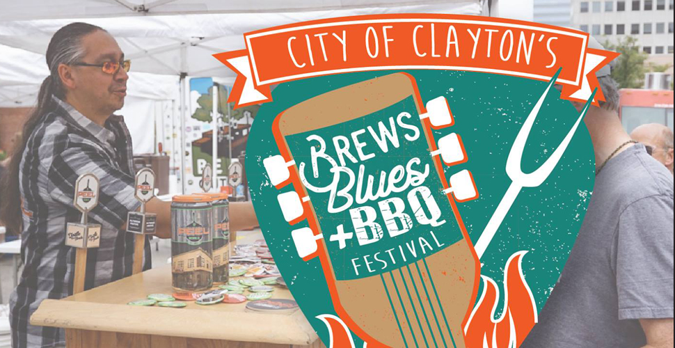 Clayton Brews, Blues + BBQ Festival