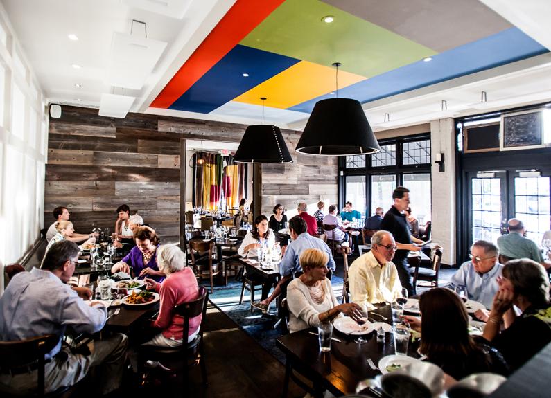 avenue restaurant in clayton