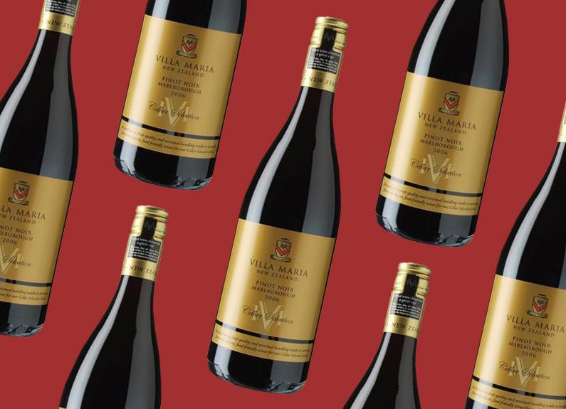 2012 Villa Maria Cellar Selection Pinot Noir