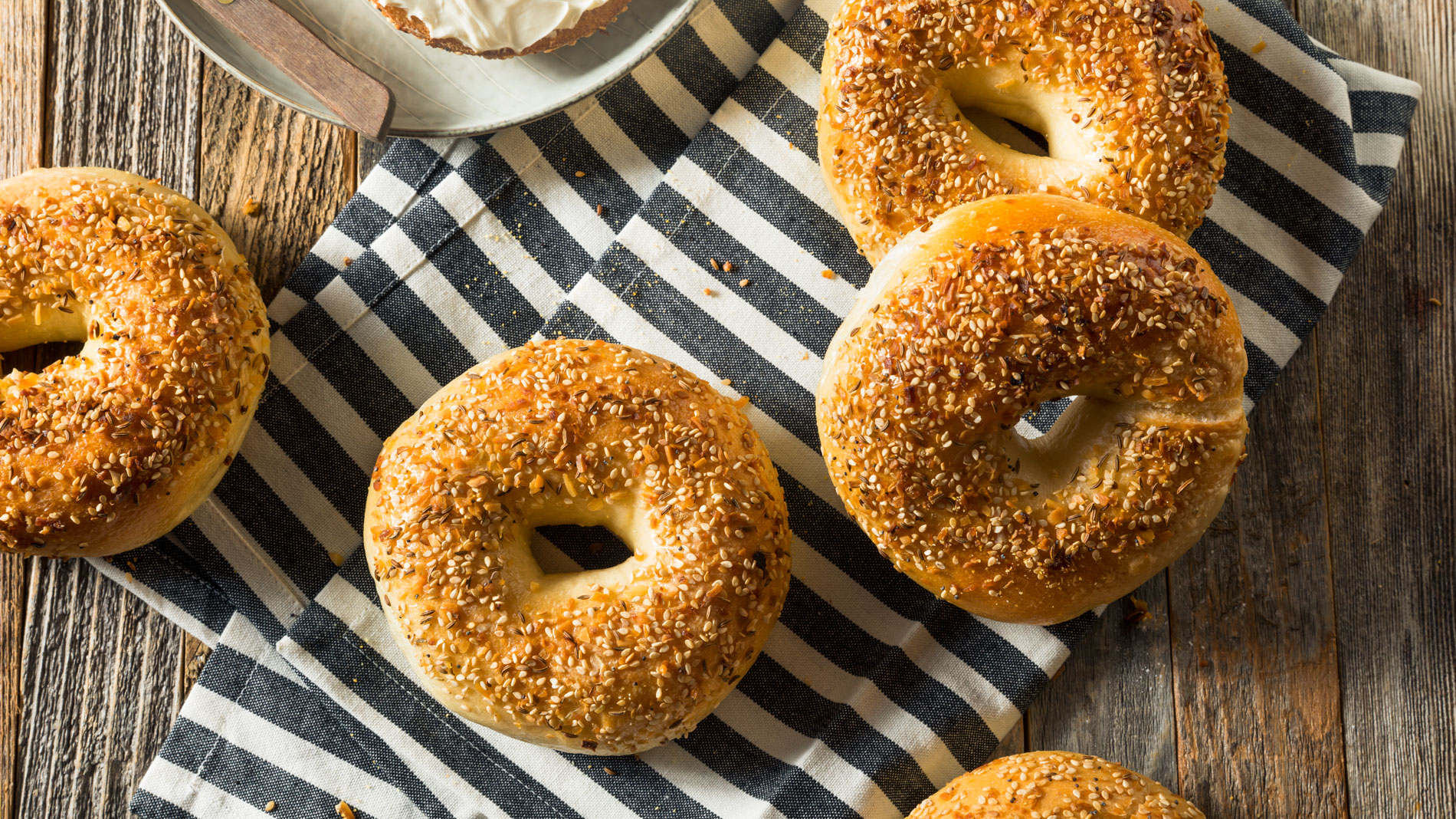 St. Louis' bagel game is in development – here's where to find them