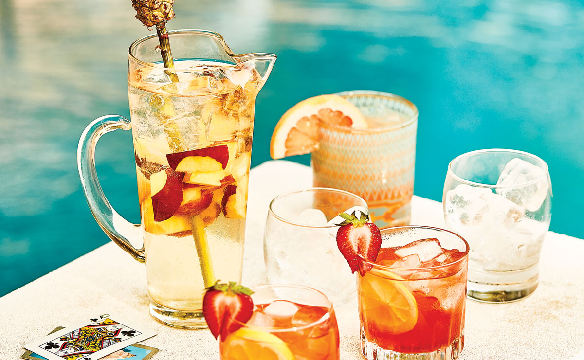 white sangria recipe