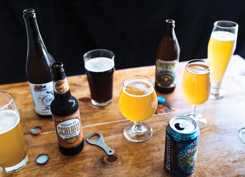 fall brews for cool autumn temps