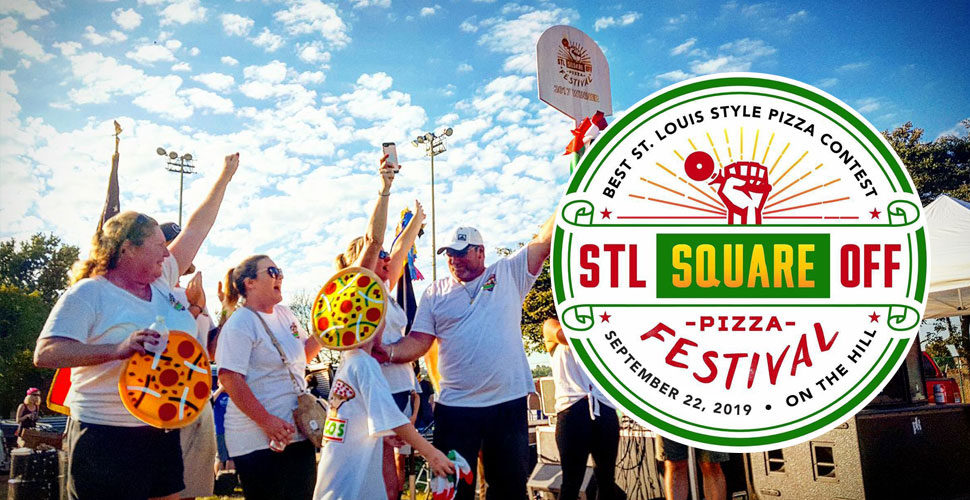 St. Louis Square Off Pizza Festival