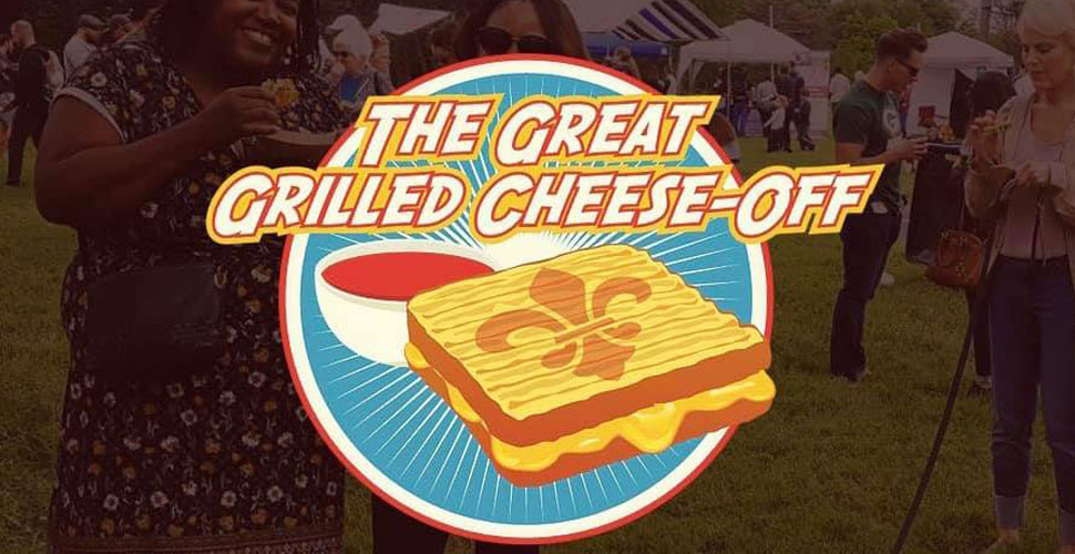 Great Grilled Cheese Off