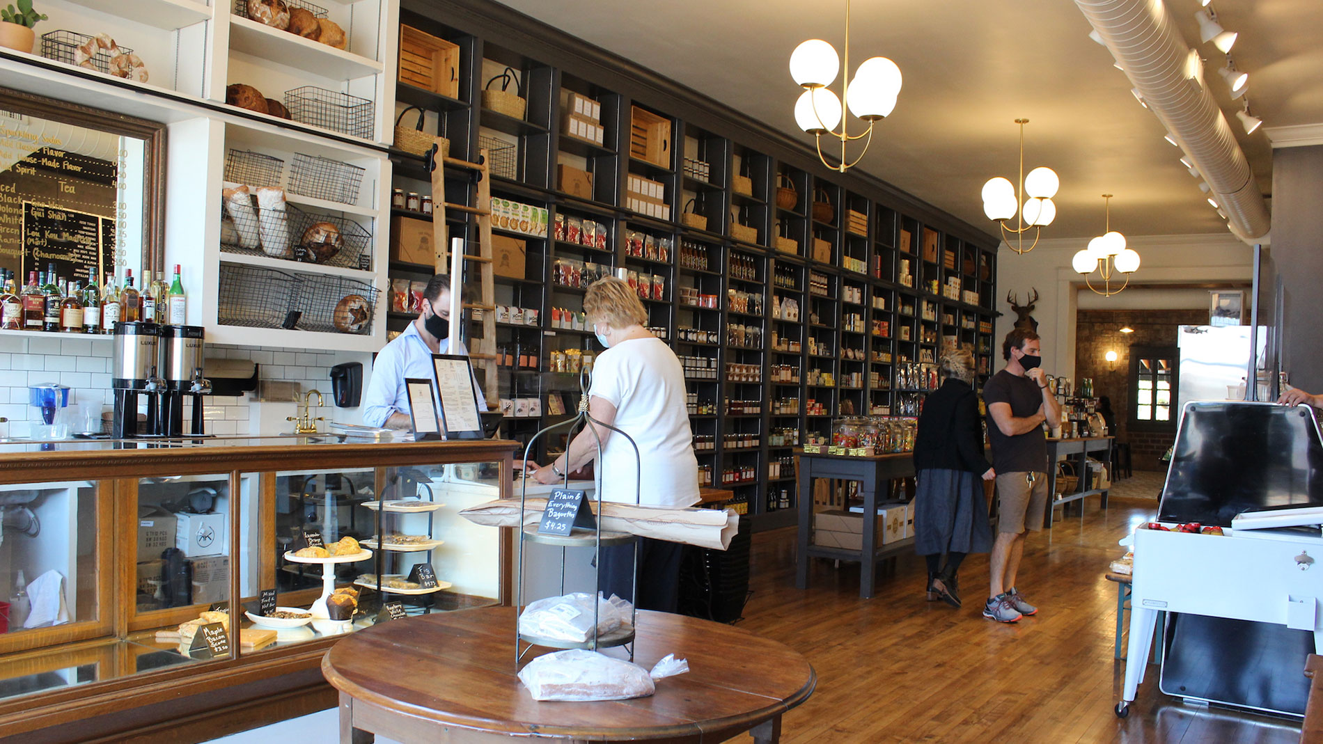 the annex coffee and foods in Webster groves, Missouri